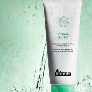 Dr Brandt Clean Biotic Yogurt Cleanser NEW/SEALED